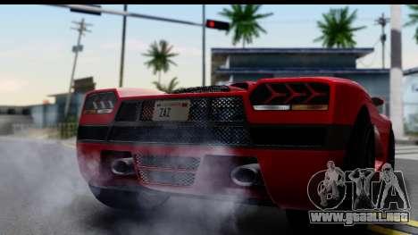 GTA 5 Overflod Entity XF para la visión correcta GTA San Andreas