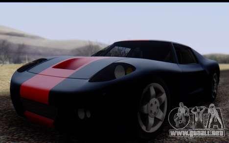 Bullet PFR v1.1 HD para GTA San Andreas left