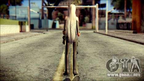 Selvaria Bles para GTA San Andreas segunda pantalla