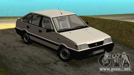 Daewoo-FSO Polonez Caro Además de ABC 1999 para GTA San Andreas vista hacia atrás
