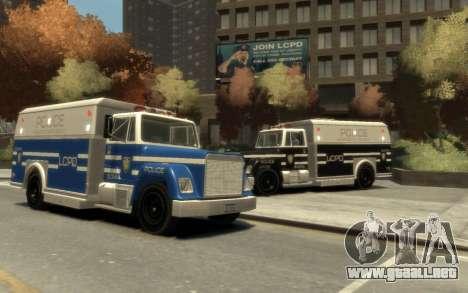 GTA 3 Enforcer HD para GTA 4