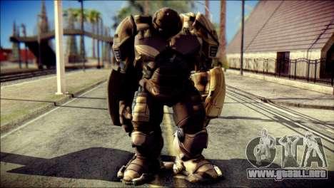 Hulkbuster Iron Man v2 para GTA San Andreas