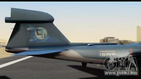 Northrop Grumman EA-6B ISAF para la visión correcta GTA San Andreas
