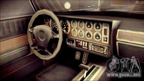 GTA 5 Dewbauchee JB 700 IVF para la visión correcta GTA San Andreas