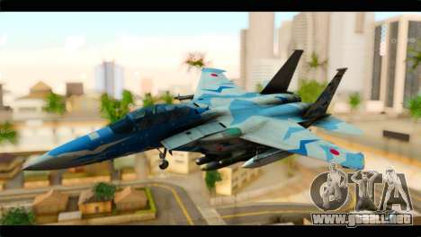 F-15E 303rd TFS Fighting Dragons para GTA San Andreas