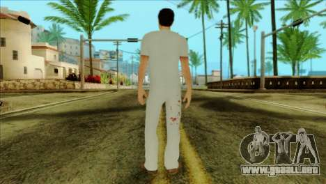 ER Alex Shepherd Skin para GTA San Andreas segunda pantalla