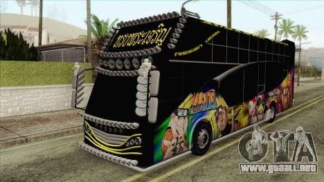 Bus Thailand para GTA San Andreas