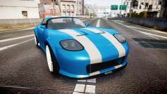 Bravado Banshee Double Stripe para GTA 4