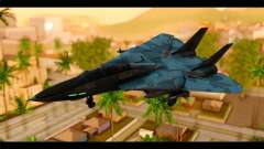 Grumman F-14D SuperTomcat Metal Gear Ray para GTA San Andreas