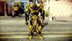 Bumblebee Skin from Transformers