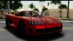 GTA 5 Overflod Entity XF para GTA San Andreas
