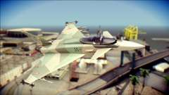EuroFighter Typhoon 2000 Hungarian Air Force para GTA San Andreas