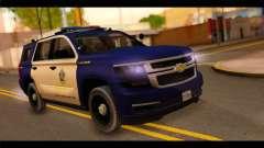 Chevrolet Suburban 2015 BCSD Sheriff