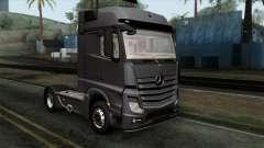 Mercedes-Benz Actros MP4 Euro 6 IVF para GTA San Andreas