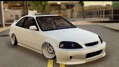 Honda Civic Si Coupe para GTA San Andreas