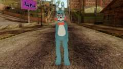 Toy Bonnie from Five Nights at Freddy 2 para GTA San Andreas