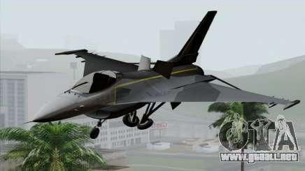 F-16XL para GTA San Andreas
