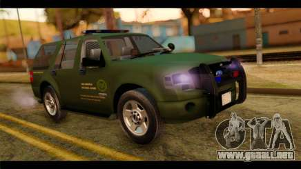 Ford Expedition 2009 SANG para GTA San Andreas