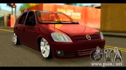Chevrolet Celta VHC 1.0 para GTA San Andreas