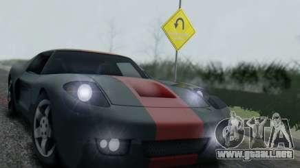 Bullet PFR v1.1 HD para GTA San Andreas