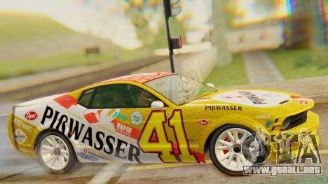 GTA 5 Vapid Dominator Pisswasser IVF para la visión correcta GTA San Andreas