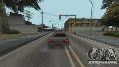 Mejora física de conducción para GTA San Andreas séptima pantalla