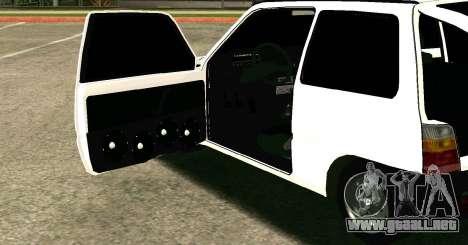 VAZ 1111 Oka para la visión correcta GTA San Andreas