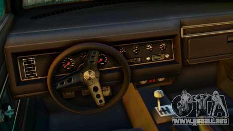 GTA 5 Vapid Dominator Pisswasser SA Lights para la visión correcta GTA San Andreas