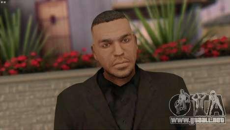 Luis Lopez Skin v2 para GTA San Andreas tercera pantalla