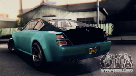 GTA 5 Enus Windsor para GTA San Andreas left