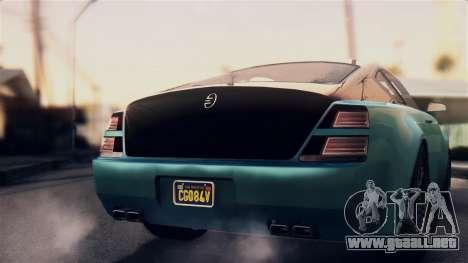 GTA 5 Enus Windsor para la visión correcta GTA San Andreas