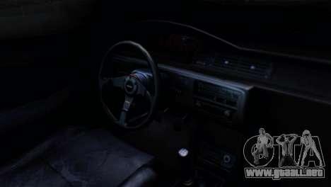 Honda Civic EG6 Kotomi Clannad Itasha para la visión correcta GTA San Andreas