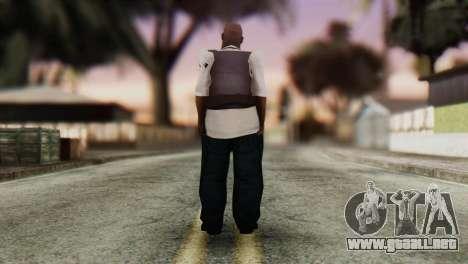 Big Smoke Skin 2 para GTA San Andreas segunda pantalla