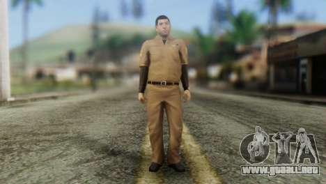 Post OP Skin from GTA 5 para GTA San Andreas