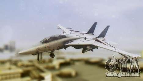 Grumman F-14A Tomcat para GTA San Andreas