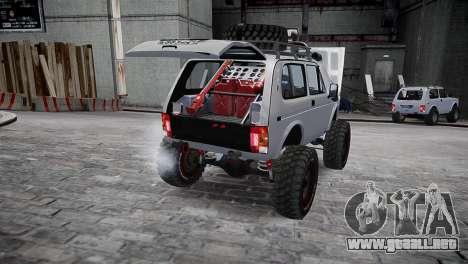 VAZ Niva 21213 v2 para GTA 4 left