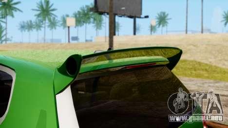 Volkswagen Golf Mk5 GTi Tunable PJ para GTA San Andreas