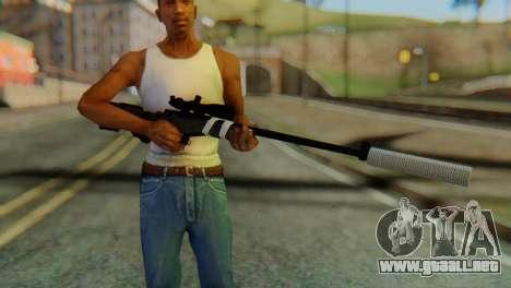 L96 Bandage Silencer para GTA San Andreas tercera pantalla