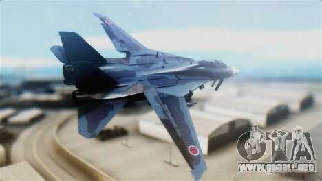 F-14J Super Tomcat JASDF para GTA San Andreas left