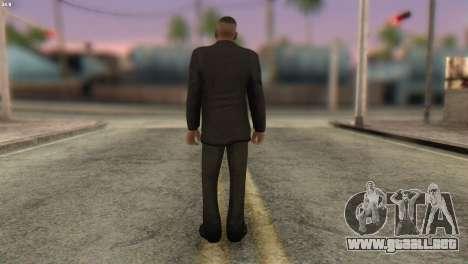 Luis Lopez Skin v2 para GTA San Andreas segunda pantalla
