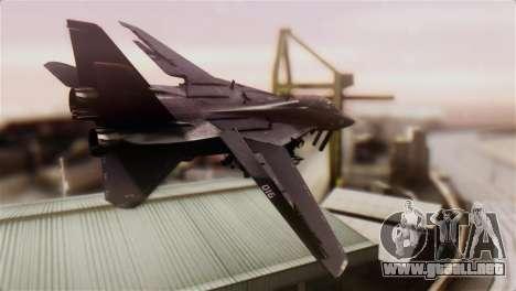 Grumman F-14D Super Tomcat para GTA San Andreas left