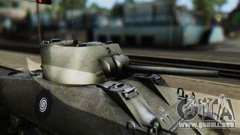 M4 Sherman Gawai Special 2 para la visión correcta GTA San Andreas