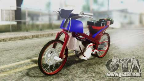 Dream 110 cc of Thailand para GTA San Andreas