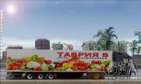 Tavria Krone para GTA San Andreas