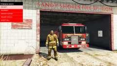 La misión de los bomberos v2.0 para GTA 5