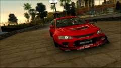 Mitsubishi Lancer Evolution IX Street Edition para GTA San Andreas