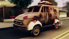 Sweet Tooth Car para GTA San Andreas
