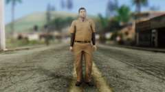 Post OP Skin from GTA 5 para GTA San Andreas