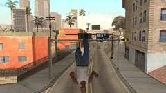 Back Flip para GTA San Andreas