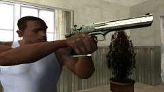 La Luz Fría Deagle para GTA San Andreas